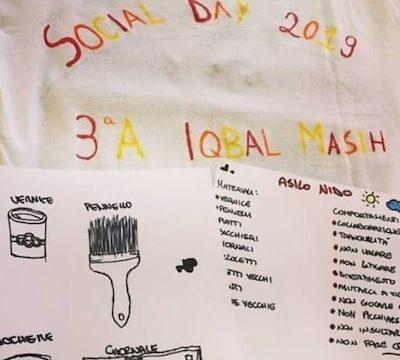 54 Social Day 2019 - Libera COmpagnia di Arti e Mestieri Sociali